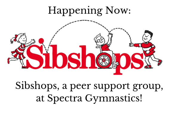 Happening now: Sibshops